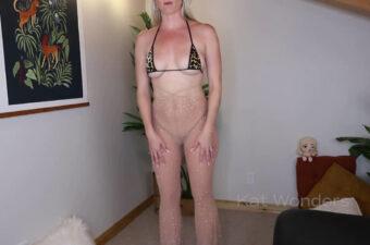 Kat Wonders 25 Days Of Micro and Slingshot Bikinis Day 9 Patreon Video Leaked