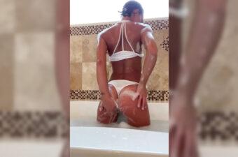 Rachel Cook Bath Onlyfans Video Leaked