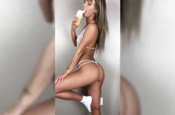 Rachel Cook Eating Icecream Like She's Sucking Dick Onlyfans Video Leaked