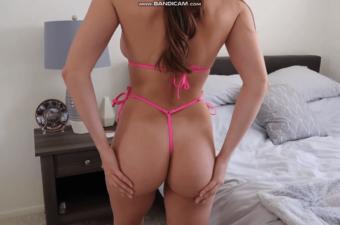 Christina Khalil Bikini Try On Onlyfans Video Leaked