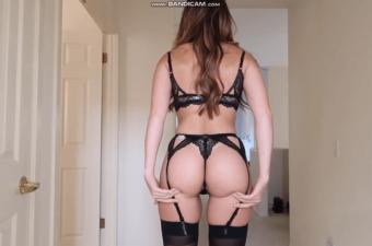 Christina Khalil Lingerie Try On Onlyfans Video Leaked