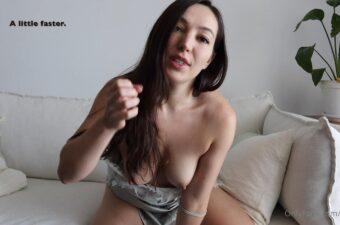 Orenda ASMR French JOI Onlyfans Video Leaked