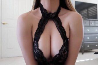 Christina Khalil See Through Panties Video Leaked