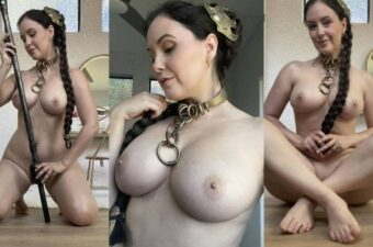 Meg Turney Nude Princess Leia Candids Photos Leaked