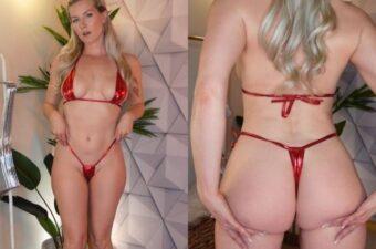 Kat Wonders Micro Bikinis Day 13 Patreon Video Leaked