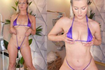 Kat Wonders Micro Bikinis Day 16 Patreon Video Leaked