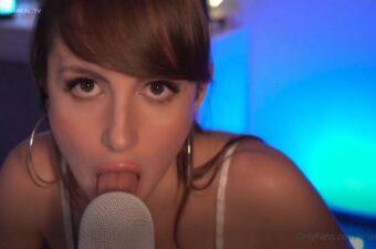 ArianaRealTV Hot ASMR Onlyfans Video Leaked