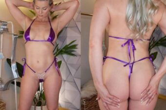 Kat Wonders Micro Bikinis Day 15 Patreon Video Leaked