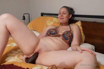 Ashley Alban Nude Princess Leia Porn Video