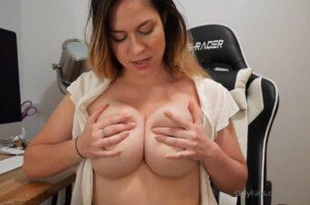 Ashley Alban Your Boss Seduces You Porn Video
