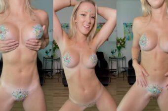 Vicky Stark Nude Body Jewels Video Leaked