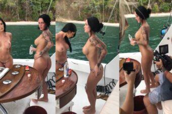 Kayla Lauren Naked On Boat Video Leaked