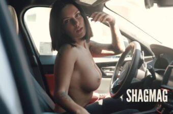 Kayla Lauren Naked In The Car Video Leaked