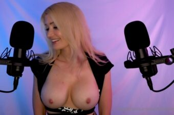 ASMR Maddy Encouraging You In More Ways Than One Video Leaked