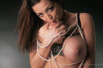 Tessa Fowler Sucking Tits Video Leaked
