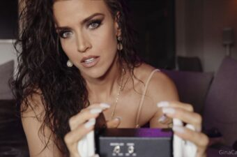 Gina Carla Body Creamy Dreamy Video Leaked