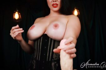 Alexandra Snow Mysterious Cum Ritual Video Leaked