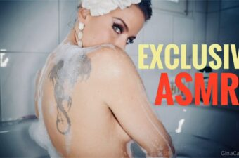 Gina Carla Exclusive Bath Time Video Leaked