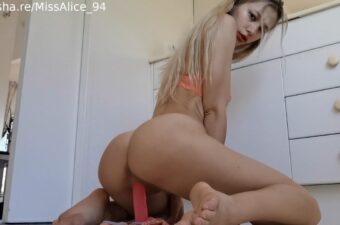 Miss Alice Reverse Cowgirl Video Leaked