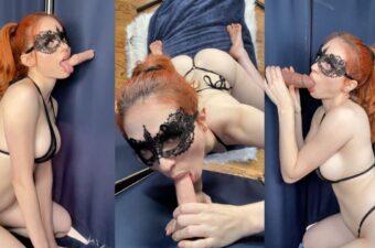 Amouranth Triple Gloryhole Blowjob Porn Video Leaked