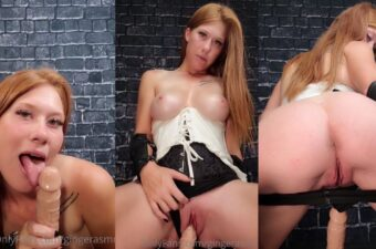 Ginger ASMR Maiden Pleasures You Video Leaked