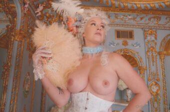 Meg Turney Nude Marie Antoinette Cosplay Video Leaked