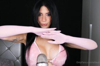 Ellie Alien Sexy Slow Dance Video Leaked