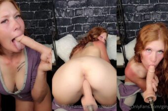 Ginger ASMR Machine Fuck With Moaning Video Leaked