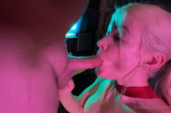 ASMR Maddy Good Girl Gets Sloppy With Your Cum Video Leaked
