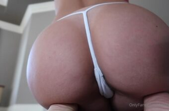 Christina Khalil Booty Spanking Video Leaked