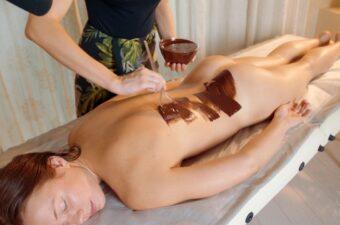 ASMR Massage Chocolate Massage Video Leaked