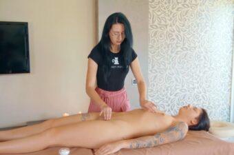 ASMR Massage Abdominal Massage Video Leaked