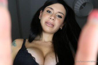 Ellie Alien Sweetest ASMR Video Leaked