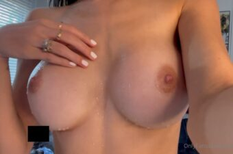 Sabrina Vaz Boobs Reveal Video Leaked