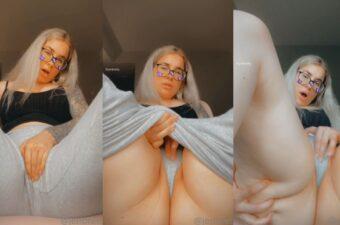 Jen Brett Pussy Masturbation Video Leaked